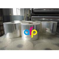 Moisture Proof Popular BOPET Film , Transparent Laminating Packaging Film Roll Manufactures