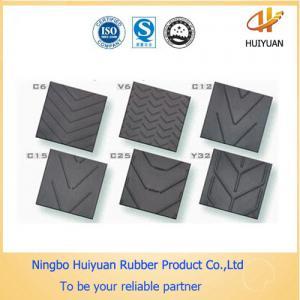 Good quality Width 1000mm Chevron Y Rubber Conveyor Belt (NN100-NN500) Manufactures