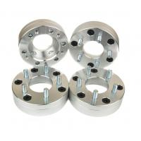 China 5 / 6 Lug Cadillac Car Wheel Spacers 2 Inch Conversion Adapter 6X5.5 To 5X135 on sale