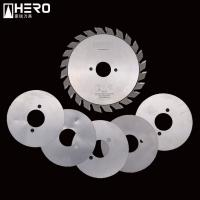 China Small Scoring Saw Blade , Thin Kerf Circular Saw Blade Crn Coating Treatment on sale