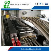 China Chemicals Injection Blow Moulding , Plastic Injection Molding Molds High Hardness on sale