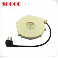 China Slim 3 Core Retractable Power Cord Assembly Extremely Compact OEM / ODM Available on sale