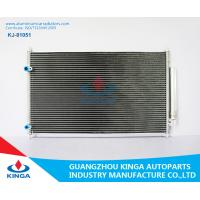 Professional Auto AC Condenser for VEZAL-RU after market cooling system Manufactures