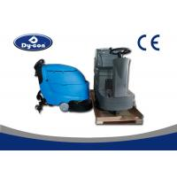 Recyled Battery Powered Hard Floor Cleaner Scrubber Machine Ametec Suction Motor Manufactures