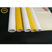 200 Mesh Polyester Thermal Screen Printing Mesh Good Diathermancy Manufactures