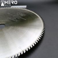 China Multifunctional Tct Circular Saw Blade , Sheet Metal Circular Saw Blade Bur Free on sale