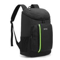 30 Cans Lightweight Insulated Food Cooler Bags Backpack Style 15.8 X 13.0 X 7.5 Manufactures