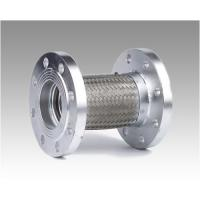stainless steel flexible hose with flange fittings Manufactures