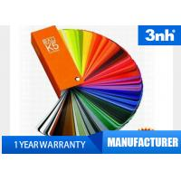 Classic Ral Paint Color Cards Semi Matte / Gloss Surface For Printing Industry Manufactures