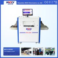 Hotel / Jail / Airport Security Detector X-ray Baggage Scanner 0.22m/s 5030C Manufactures