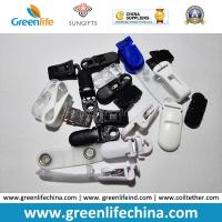 High Quality Plastic ABS/PC Snap Clips/Alligator Clips White/Black/Clear Colors Manufactures