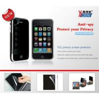China privacy screen protector for iphone factory supply on sale