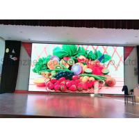 Customized 1R1G1B Full Color Indoor Led Video Wall Smd Hd 1.923mm Pixel Pitch Manufactures