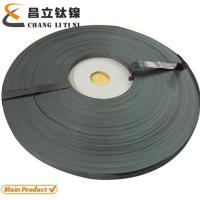 MMO coated Titanium anode ribbon for cathodic protection system Manufactures