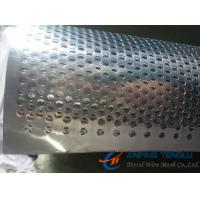 Stainless Steel Round Hole Perforated Metal Coil, 0.2mm to 3mm Thickness Manufactures