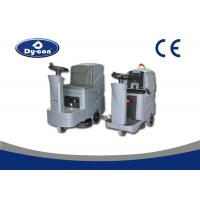 Dycon Hospital Hotel And Warehouse Ride Type Floor Scrubber Machine , Medium Size Cleaner Manufactures