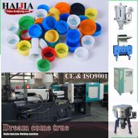 Plastic Auto Injection Molding Machine 15kw Motor Power For Bottle Cap Manufactures