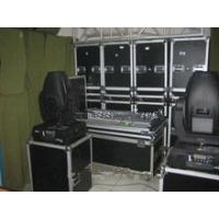 Customized Tool Cases / Aluminum Storage Cases For Speakers With Wheels Manufactures