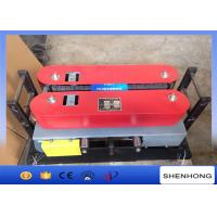 Safety Underground Cable Installation Tools Cable Belt Conveyor 30 - 200 mm2