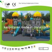Environment-Friendly Castles Series Outdoor Playground Equipment Manufactures