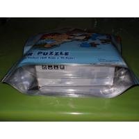 Buy cheap Water proof Foil Ziplock Bags , children's toy Stand Up Packaging bags from wholesalers