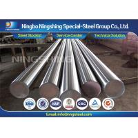 AISI L2 Cold Work Tool Steel , Hot rolled 5mm / 6mm Steel Round Bar Manufactures