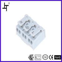 Buy cheap 3 Pole Quick Release Push In Wire Connectors For Downlights , Energy-saving from wholesalers