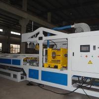 Electrical Heating PVC Plastic Pipe End Socketing Belling Machine Full Automatic Manufactures