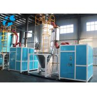 Safety Dehumidifying Hopper Dryer , Desiccant Air Dryer System Low Consumption Manufactures
