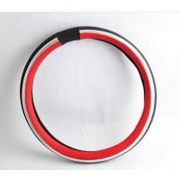 PU steering wheel cover hand made car cover hot sale good quality