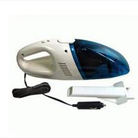 Blue Color Professional Car Vacuum Cleaner Rechargeable Plastic Material Manufactures