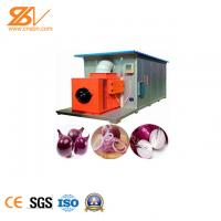 Stable Performance Industrial Hot Air Dryer Onion Dryer Machine No Pollution Manufactures