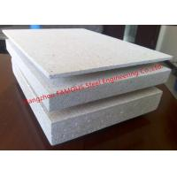 Waterproof Mgo Board Fire Resistence Cement Fiber Glass Reinforced Magnesium Oxide Panel Manufactures