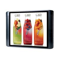 Wifi 3G 12 Inch LCD Advertising Digital Signage Display For HR market / Pharmacy Manufactures