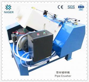 plastic pipe crusher machine Manufactures