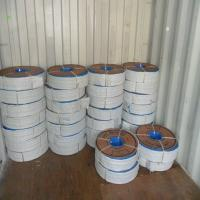 NEW 25mm X 100m Layflat PVC Tubing Water Line Hose Discharge Irrigation Blue Manufactures