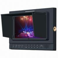 """7"""" 1280 x 800 HD Camera Field Monitor with IPS Panel/3G/HD/SD-SDI/HDMI/Component/Composite In/Out Manufactures"""