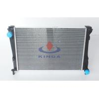 High Performance Ford Radiator For Fiesta 2004 MT Manufactures