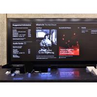 Quality High Impact P1.2 LED Pixel Screen , LED Big Display Rear Service Access for sale