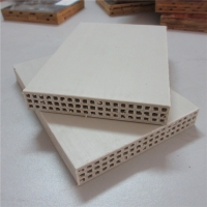 China No Deformation PVC Plastic 1220mm Hollow Plastic Formwork on sale