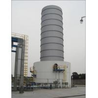 Petrochemical Industries Ground Flare System / Carbon Steel Air Assisted Flare Manufactures