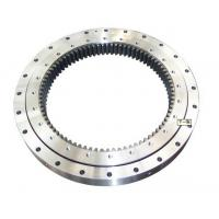 Single Row Slewing Ring Bearings of External Gear For Construction Machinery Manufactures