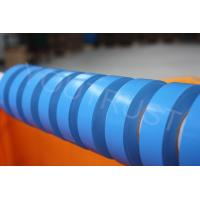 Economy Blue Colored Vinyl Tape Custom Insulation Protected  Warning Tape Manufactures
