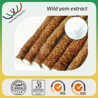 GMP factory supply high quality 20% diosgenin wild yam root extract Manufactures