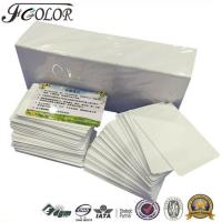 Plastic Photo ID Card / PVC Business Card / PVC Student Card / PVC Employee Card for Epson R210 R290 R270 T50 P50 Manufactures