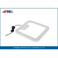 65CM Reading Range 13.56 MHz Loop Antenna , ABS Small Loop Antenna Manufactures