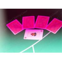 Modiano Marked Decks for Gambling Cheat in Texas Holdem , Omaha , Baccarat Manufactures