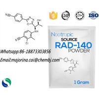 RAD-140 Gaining Muscle Mass Sarms Weight Loss Powder CAS:118237-47-0 Manufactures