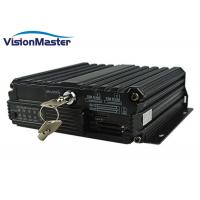 Dual SD Card Mini Mobile HD DVR 720P With Free CMS Software Hybrid For Bus Manufactures
