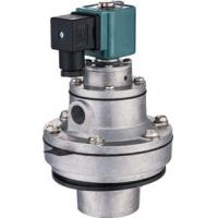 Right Angle Pneumatic Pulse Valve Port Size DN40 D Type Solenoid Diaphragm Valve